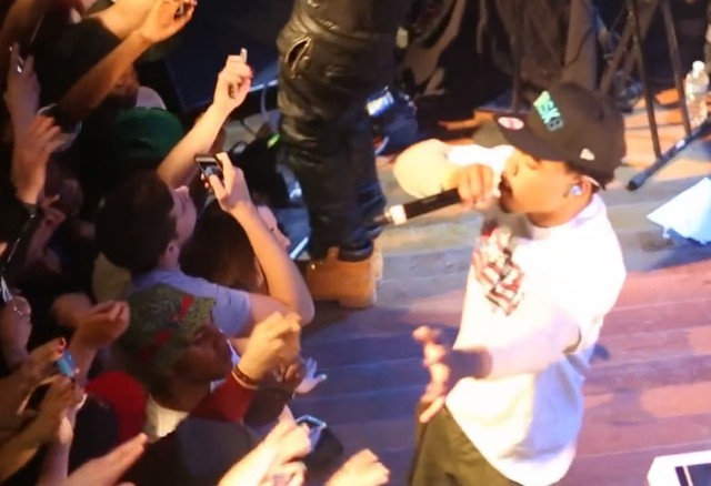 Chance The Rapper at Lincoln Hall