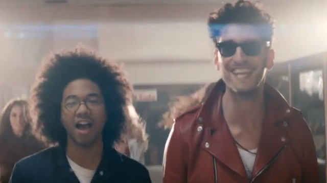 "Chromeo - ""Come Alive"" video"