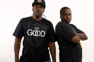 Clipse Working On New Album