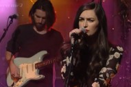Watch Cults Play <em>Letterman</em>