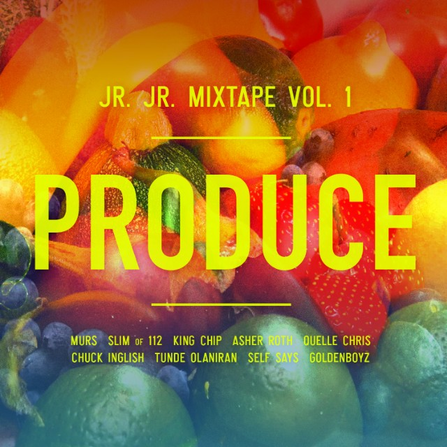 Dale Earnhardt Jr. Jr. - Produce