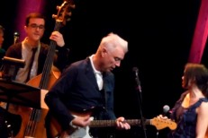 David Byrne at Jherek Bischoff Composed