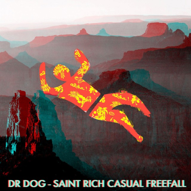 Dr. Dog & Saint Rich - Casual Freefall EP