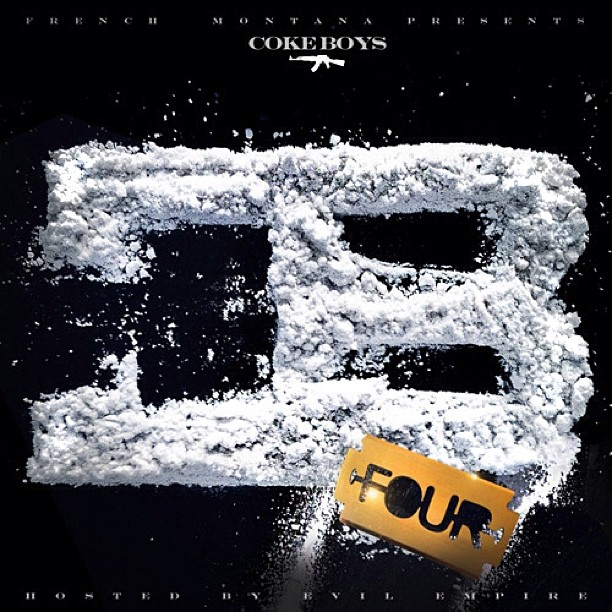 "French Montana – ""All For You"" (Feat. Lana Del Rey Sample, Wiz Khalifa, & Snoop Dogg)"