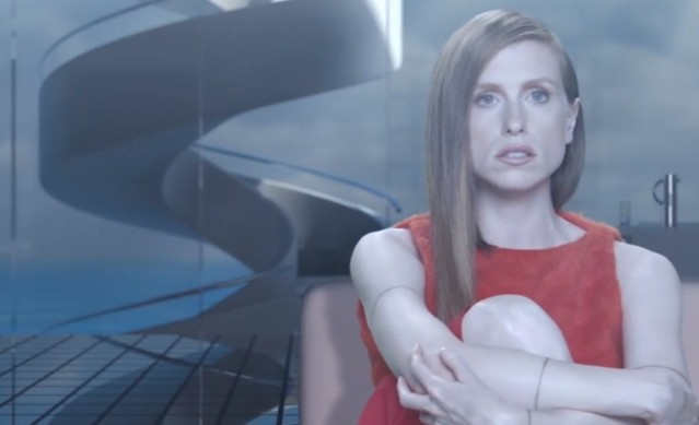 "Glasser - ""Shape"" video"