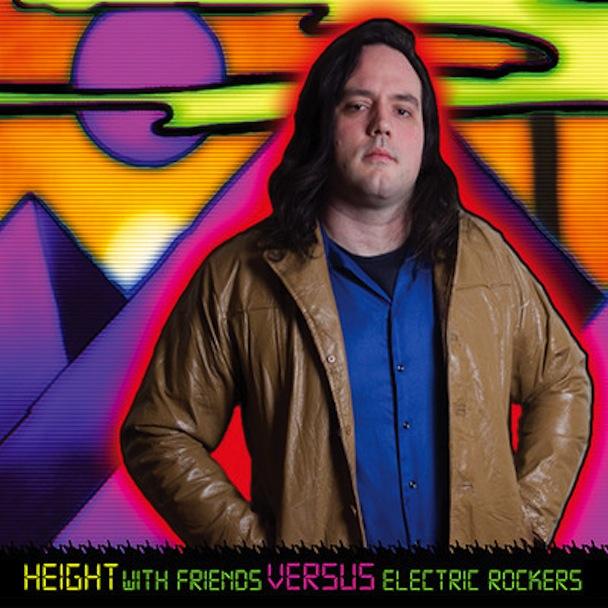 Stream Height With Friends <em>Versus Electric Rockers</em> (Stereogum Premiere)
