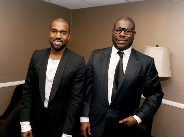 Kanye West & Steve McQueen