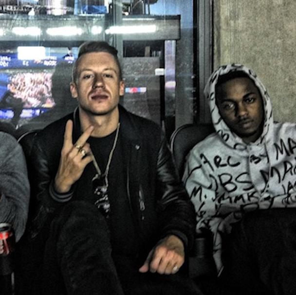 Kendrick Lamar & Macklemore