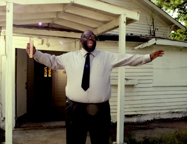 "Killer Mike - ""Ghetto Gospel"" video"