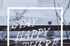 "La Dispute - ""Stay Happy There"""