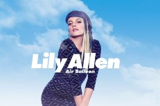 "Lily Allen – ""Air Balloon"""