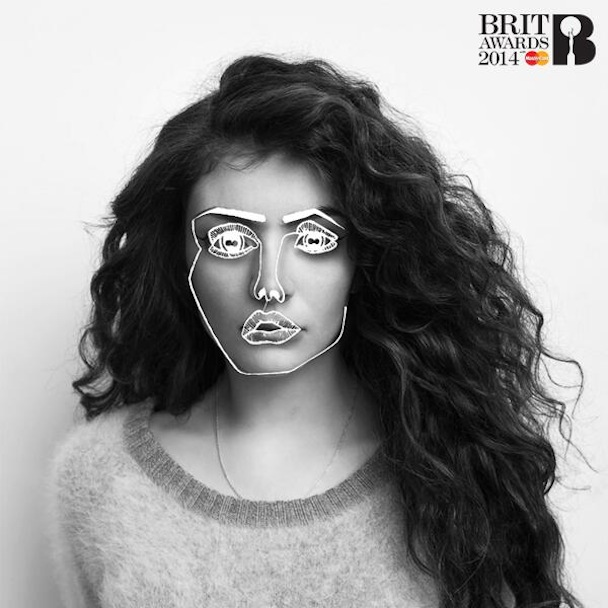 BRIT Awards Tease Lorde/Disclosure Collab