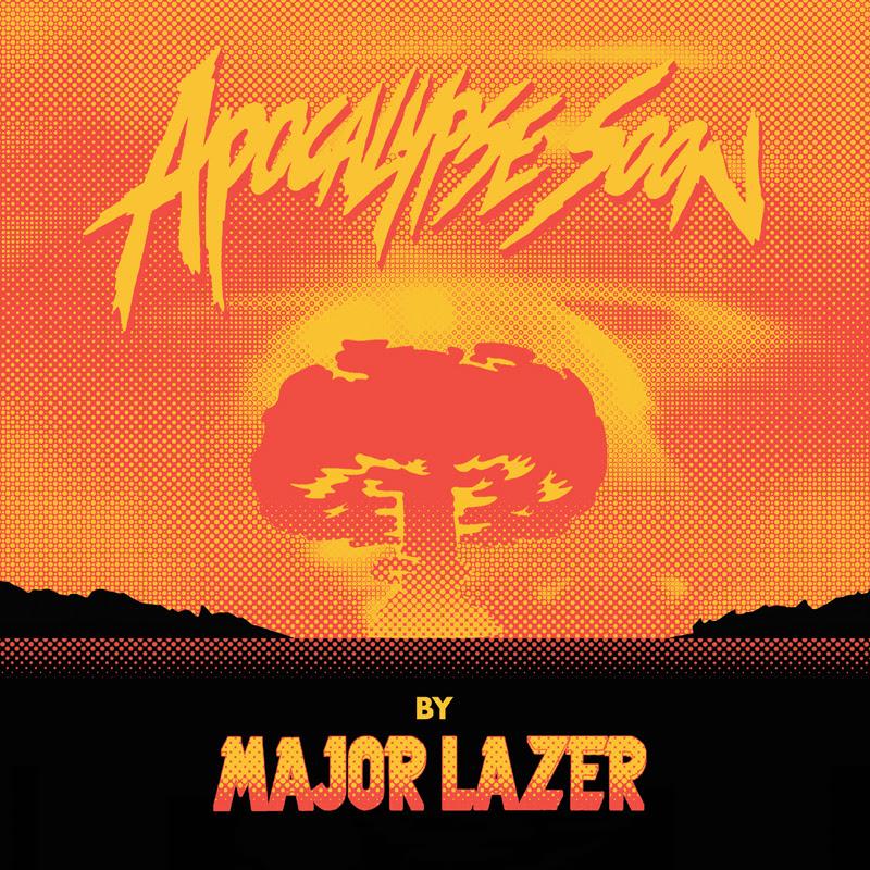 "Major Lazer – ""Aerosol Can"" (Feat. Pharrell)"