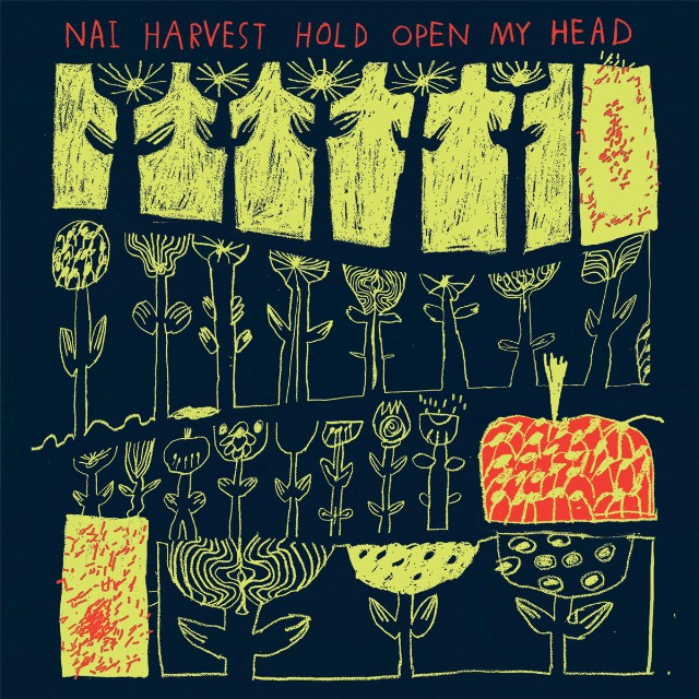 Nai Harvest Hold Open My Head