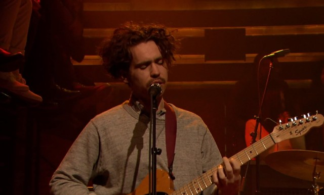 Parquet Courts on Fallon