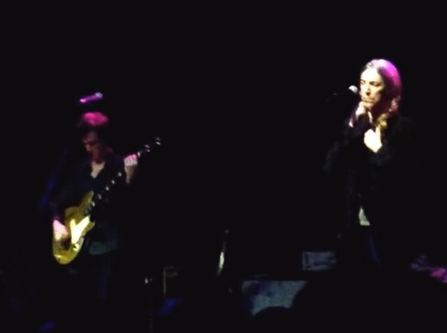 Patti Smith covering Rihanna