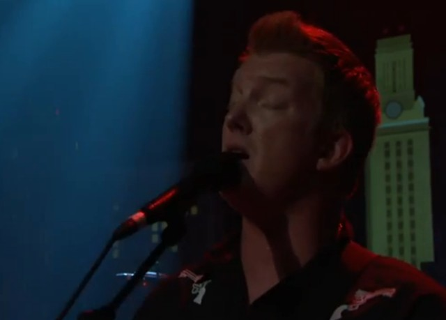 Queens Of The Stone Age on Austin City Limits