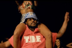 "Schoolboy Q - ""Man Of The Year"" video"