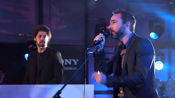 Watch Broken Bells Play <em>Kimmel</em>