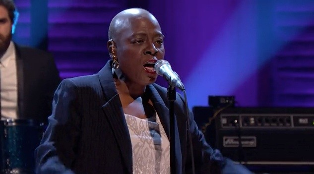 Sharon Jones And The Dap-Kings On Conan