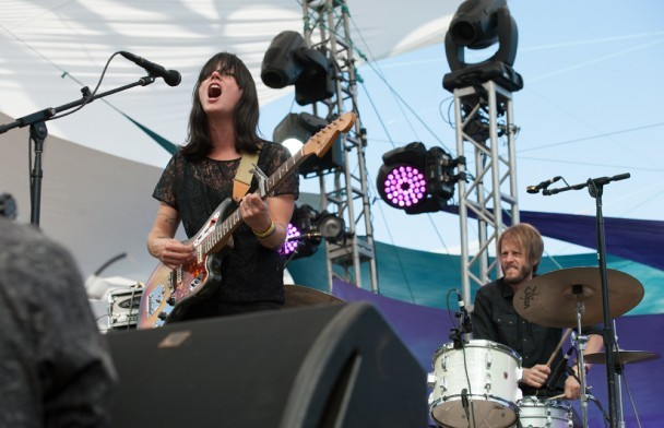 Sharon Van Etten at Pickathon