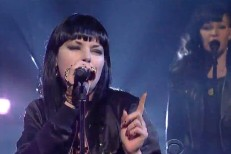 Watch Sleigh Bells Play <em>Letterman</em>