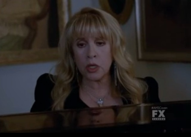 Stevie Nicks on American Horror Story