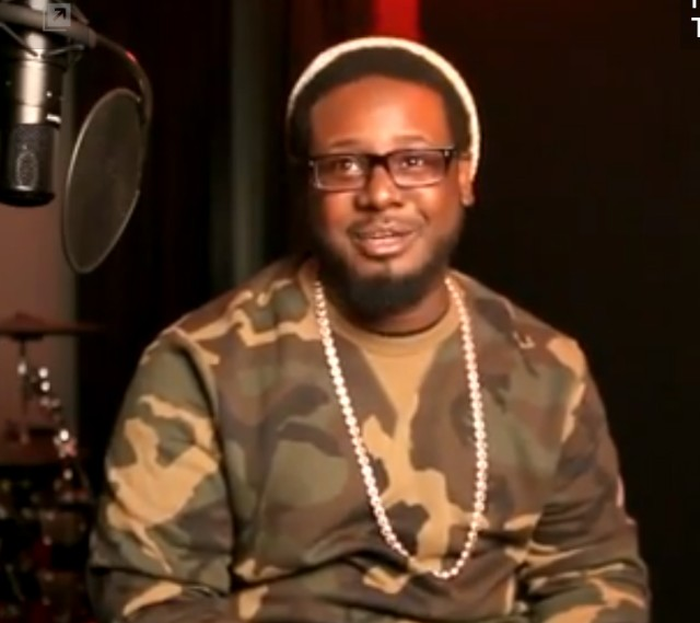 T Pain video interview