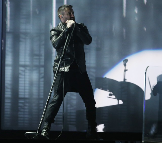 Trent Reznor at Grammys