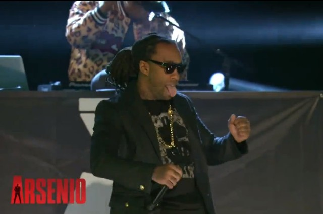 Ty Dolla Sign on Arsenio