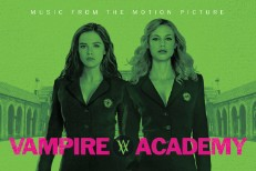 Vampire Academy soundtrack