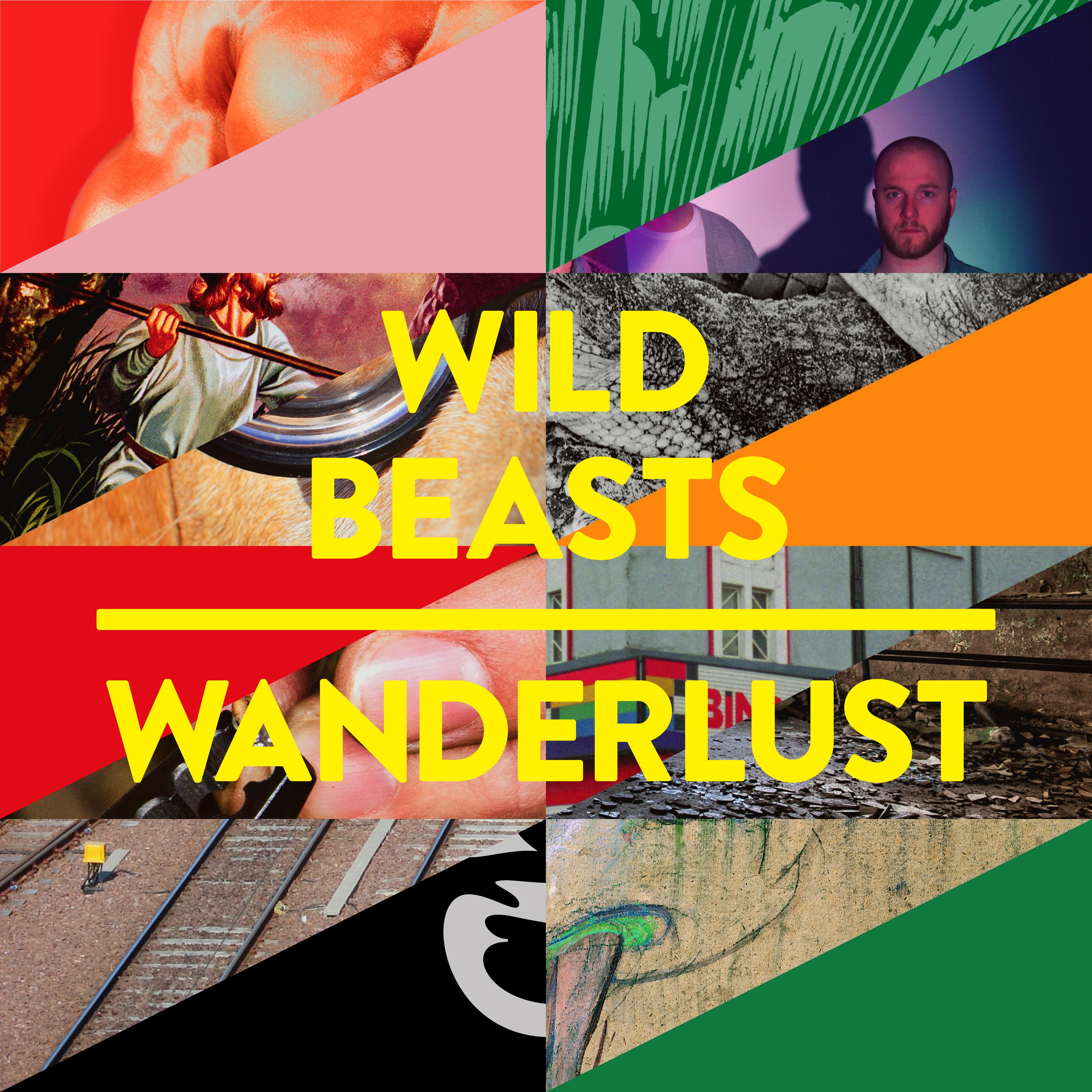"""Wild Beasts – """"Wanderlust (Factory Floor Remix)"""""""