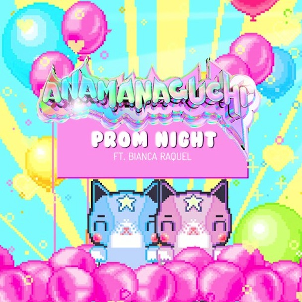 Anamanaguchi Prom Night