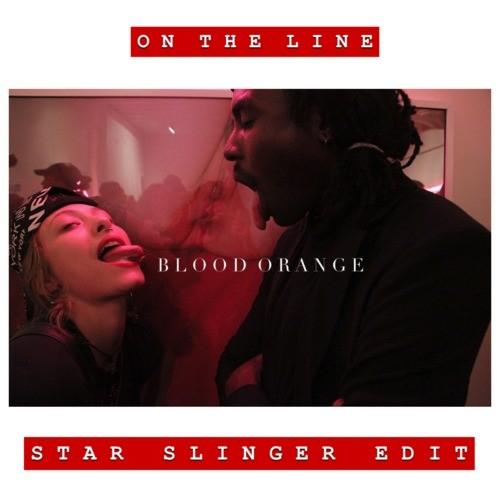 blood orange star slinger