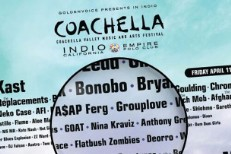 Coachella Fonts
