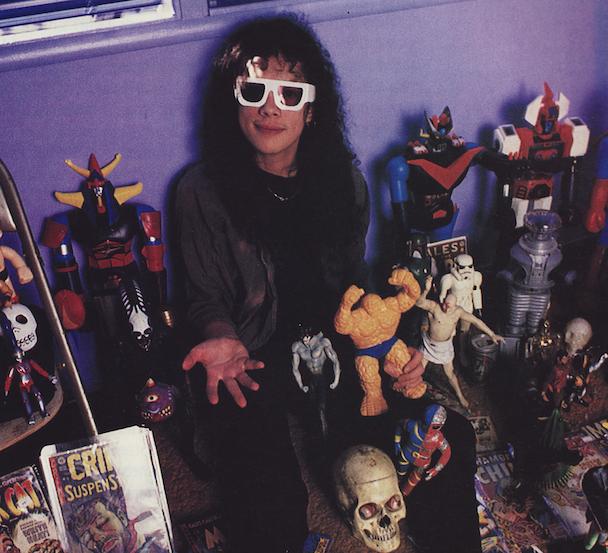 Q&A: Kirk Hammett