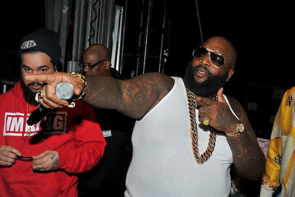 Rick Ross Mastermind Coming March 4th