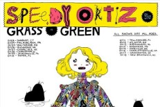 speedy grass is green tour poster