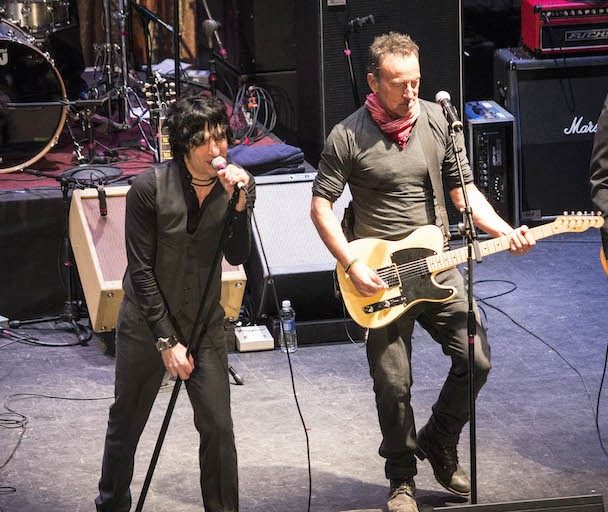 Watch Springsteen Cover The Ramones In Asbury Park