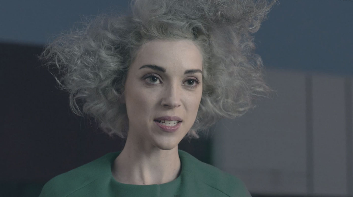 "St. Vincent – ""Digital Witness"" Video"