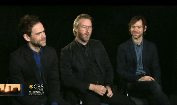 The National On CBS This Morning
