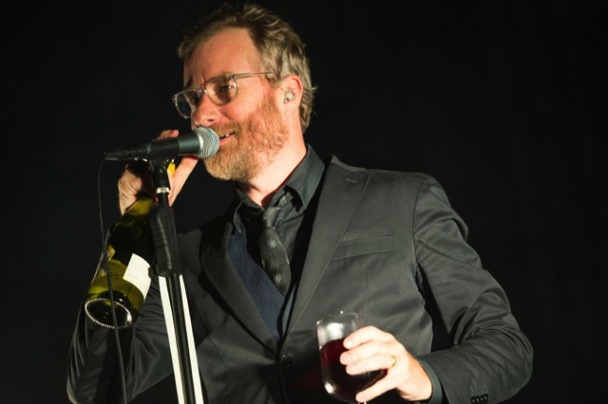 Hear Matt Berninger On Bret Easton Ellis' Podcast