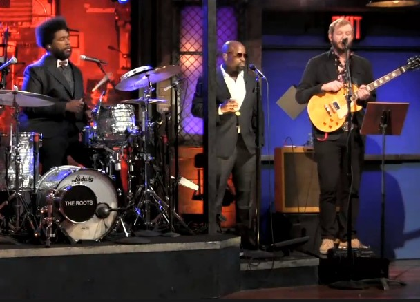 Watch Justin Vernon &#038; The Roots Play &#8220;Holocene&#8221; On <em>Fallon</em>