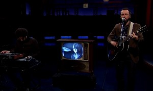 Broken Bells on Letterman