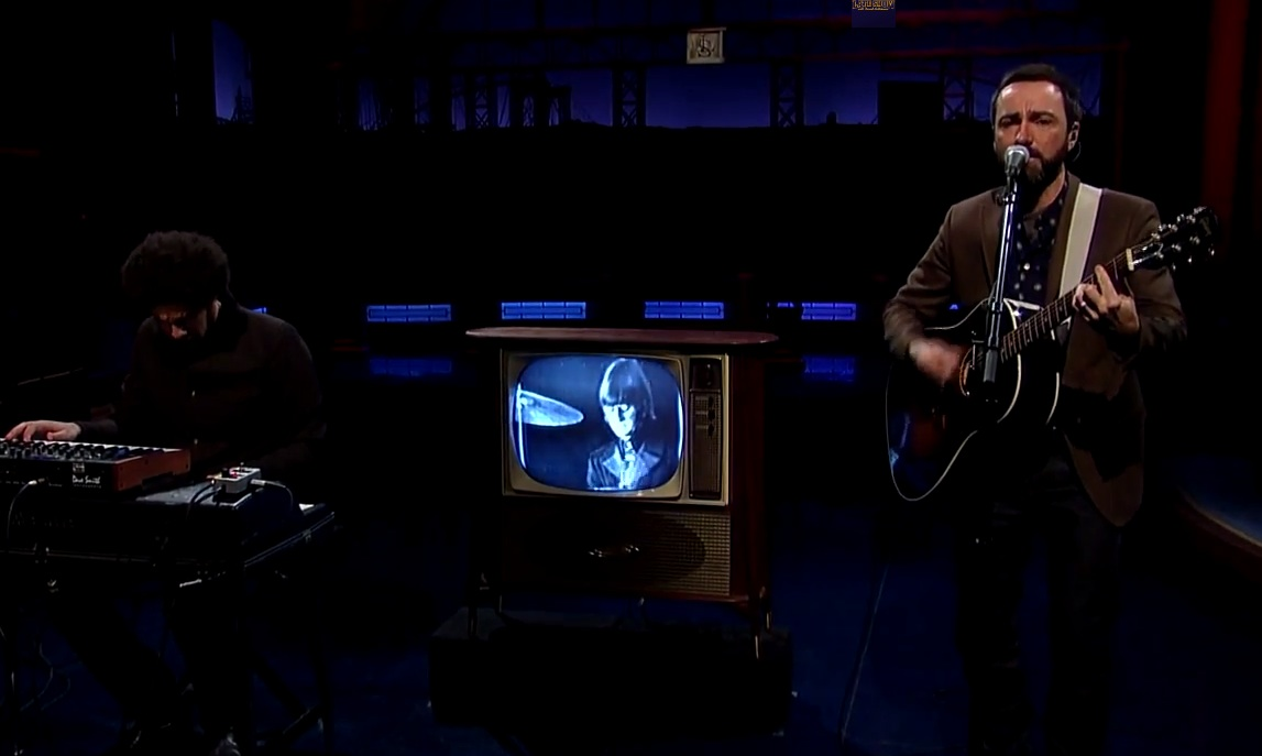 Watch Broken Bells Cover The Beatles On <em>Letterman</em>