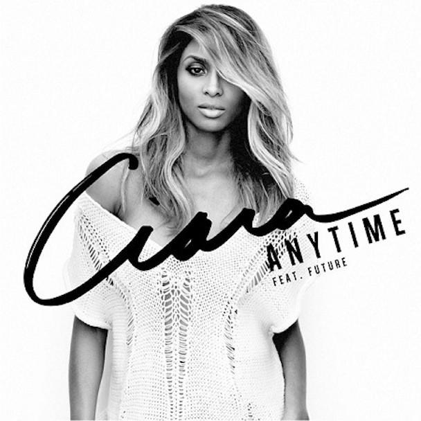 """Ciara - """"Anytime"""""""