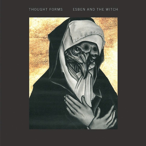 Esben/Thought Forms Split