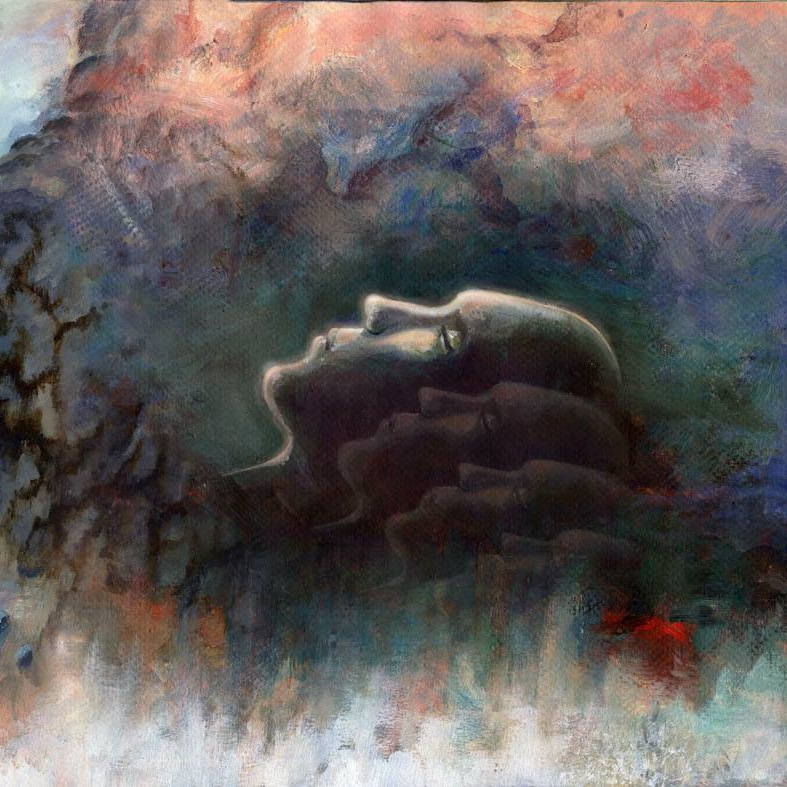 """Morbus Chron – """"It Stretches In The Hollow"""" (Stereogum Premiere)"""