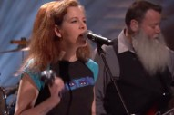 Watch Neko Case And Calexico Play <em>Conan</em>