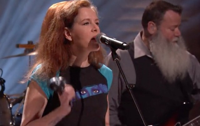 Neko Case on Conan